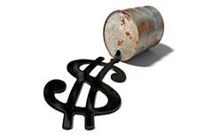 Nigeria's criminal crude oil