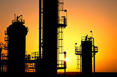 Chinese refineries and reserves