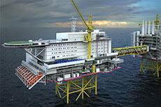 Kvaerner and KBR to deliver platform topside to Statoil's Johan Sverdrup project