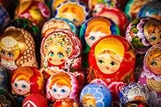 Russian gas market