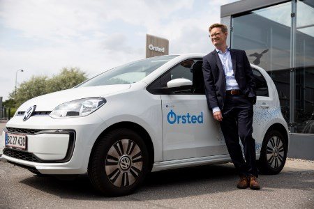 Ørsted switches to electric vehicles