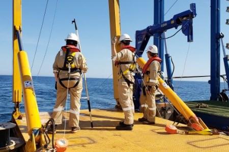 TerraSond completes geophysical survey for Mayflower Wind