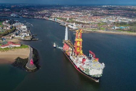 Port of Tyne ready for offshore