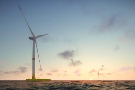 MHI Vestas and EolMed pair up for floating offshore wind farm in France