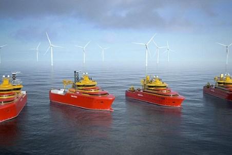 Edda Wind selects MacGregor for offshore wind service vessels