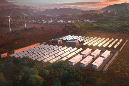 Azelio to supply energy storage units to Engazaat project in Egypt