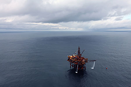 Siccar Point enters Statoil's Mariner field in North Sea